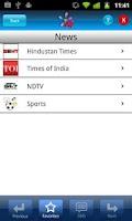 Screenshot of Mobiesta for India