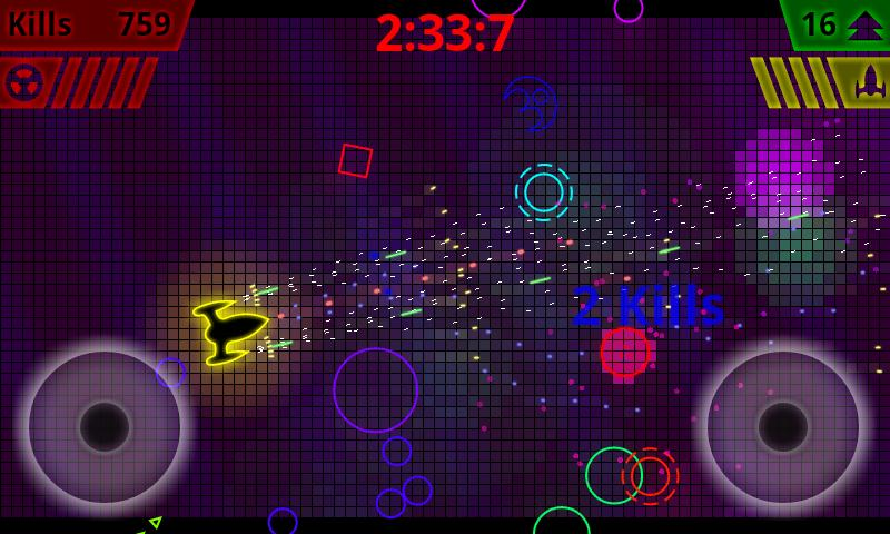 Lunatic Rage - Shooting Game- screenshot