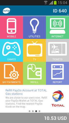 PayGo Wallet
