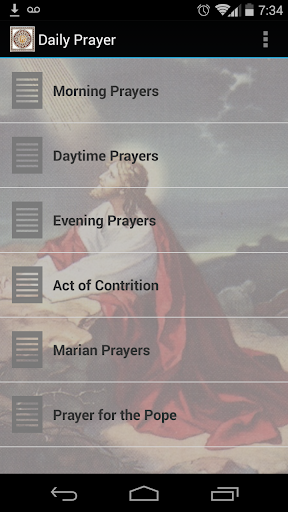 【免費生活App】Daily Prayers for Catholics-APP點子