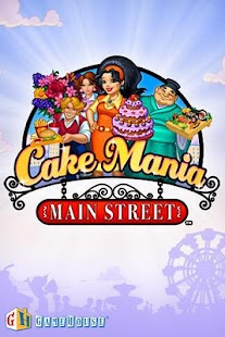 Cake Mania - Main Street - screenshot thumbnail