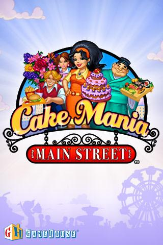 Cake Mania - Main Street- screenshot