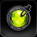 CHROMA KEY GREEN SCREEN STUDIO icon