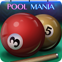 Pool Mania logo