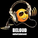 BeLoud Entertainment logo