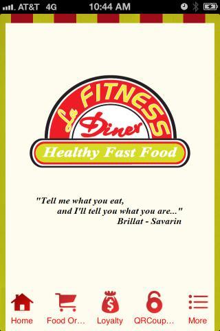 La Fitness Diner