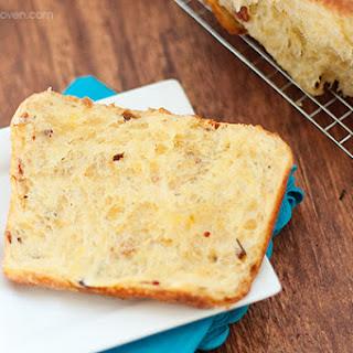 Cheesy Bacon Ranch Pull Apart Bread
