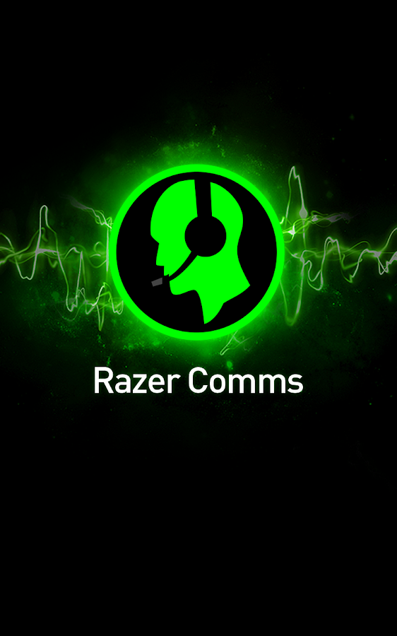Razer Comms - Gaming Messenger- screenshot