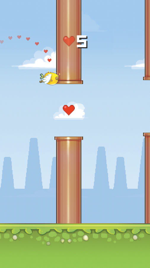 Chippy Bird - screenshot