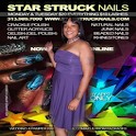 STAR STRUCK NAILS logo