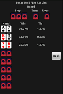 MPL Poker Calculator(Touch)- screenshot thumbnail