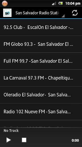 San Salvador Radio Stations