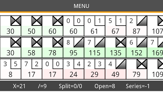 Bowling Stat Master - screenshot thumbnail