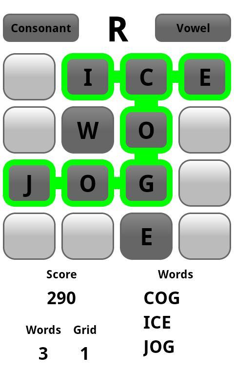 Four Word- screenshot