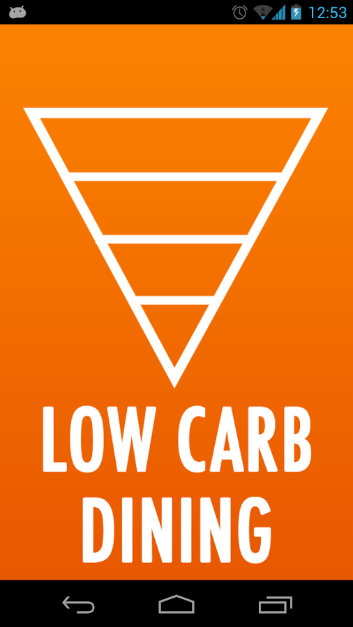 Low Carb Dining FREE- screenshot