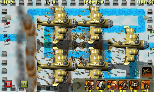 Little Commander - WWII TD 1.8.9 screenshots 12