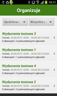 Uczestnicy.pl Check-in- screenshot thumbnail