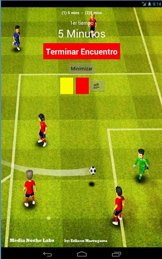 【免費工具App】Arbitro para peloteros-APP點子