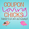 Coupon Loving Chicks logo