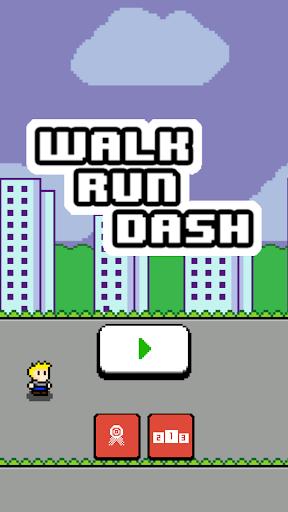 Walk Run Dash