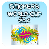 Stickers World Cup 2014