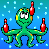 Jake the Juggling Octopus