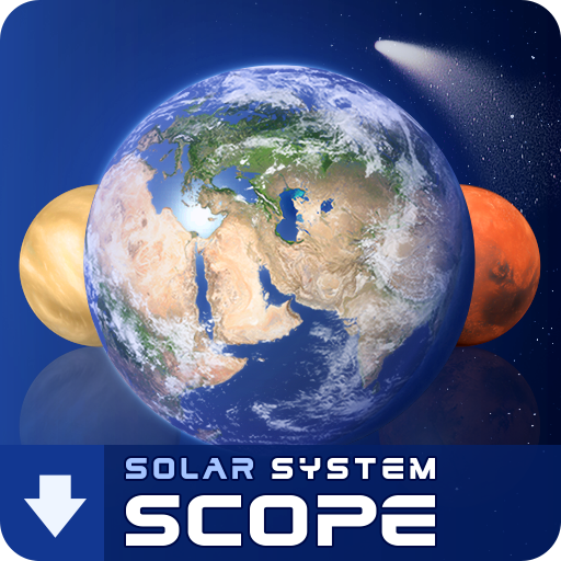 Solar System Scope LOGO-APP點子