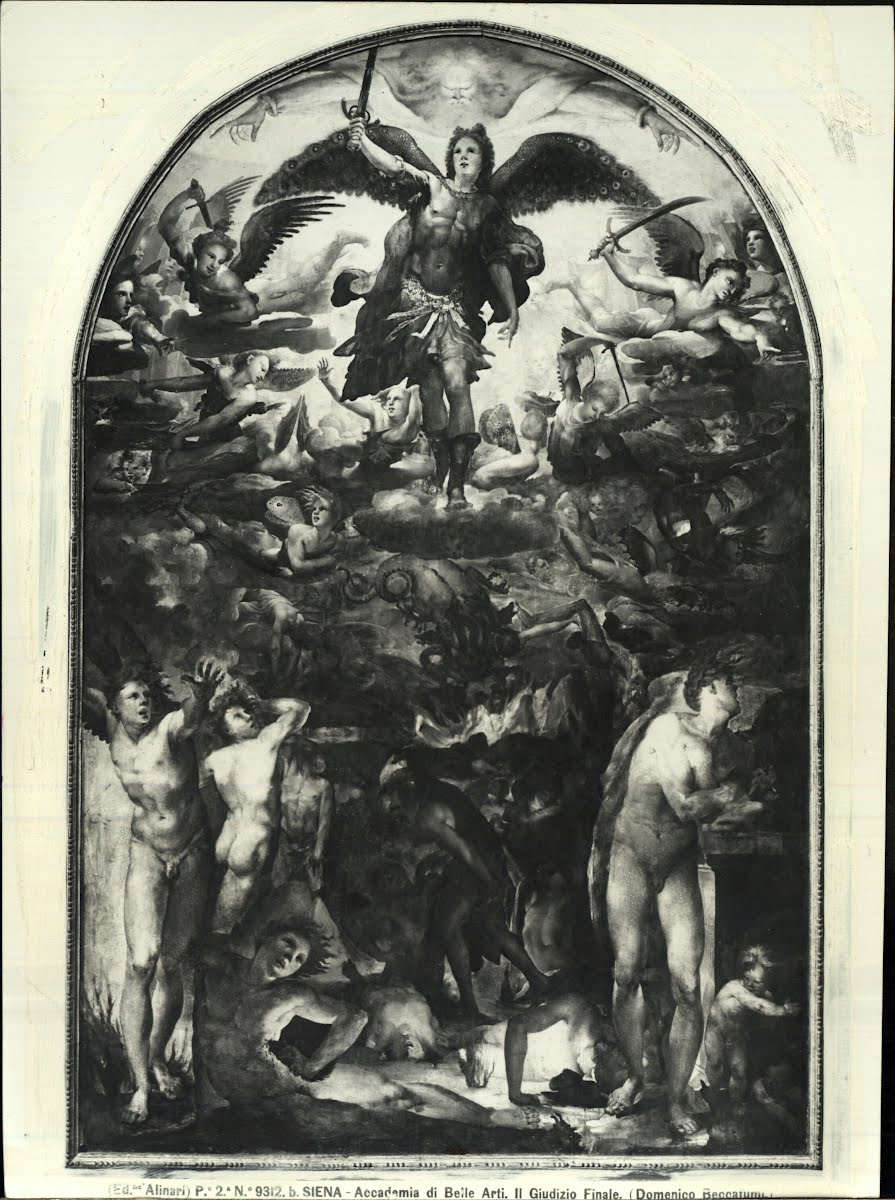 Bib New-T Last Judgement A-Z