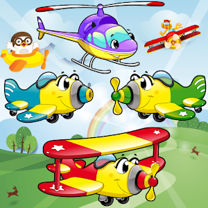 Airplane Games for Toddlers for PC and MAC
