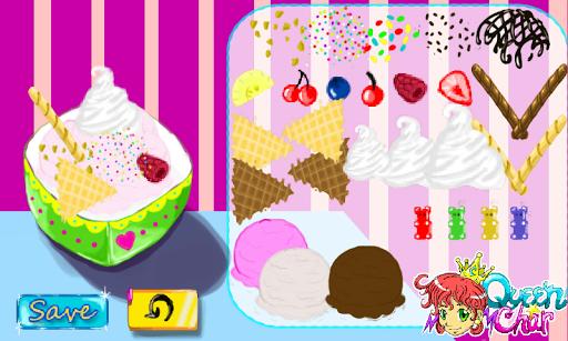 Ice Cream Dream Sundae Maker