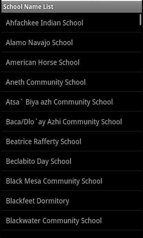 Tribal Schools Native Indians- screenshot