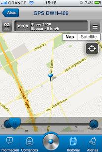 Ituran Argentina Screenshot Thumbnail