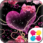 Hearts and Roses Wallpaper icon