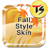 Fall style for TS Keyboard