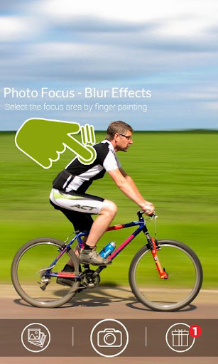 Photo Focus - Blur Effects