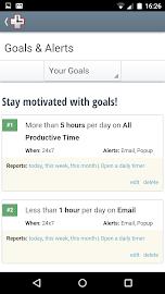 RescueTime Time Management Screenshot 5