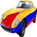 Coloring for Kid - Cars icon