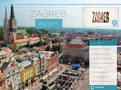 iZagreb- screenshot thumbnail
