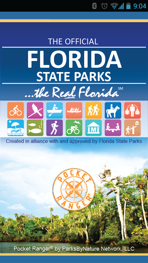 FL State Parks Guide - screenshot