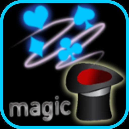 棋類遊戲App|魔术扑克 LOGO-3C達人阿輝的APP