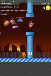 Flapping Birds - Online - screenshot thumbnail