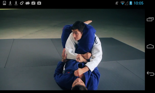Free BJJ Closed Guard Defense APK for Android