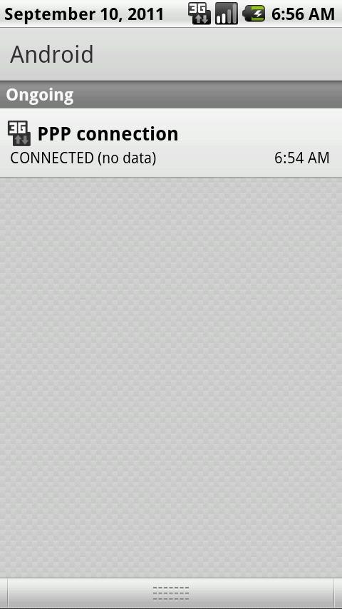 DataConnectionMonitorLITE- screenshot