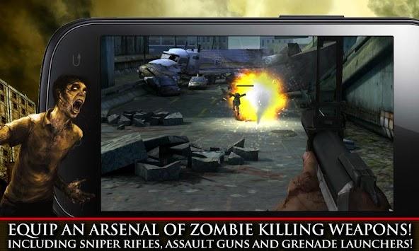 CONTRACT KILLER: ZOMBIES apk screenshot