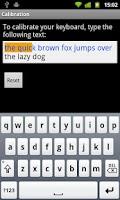 Screenshot of Hebrew for Smart Keyboard