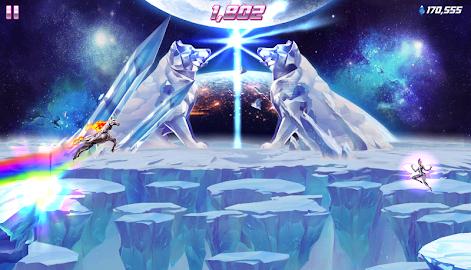 Robot Unicorn Attack 2 Screenshot 16