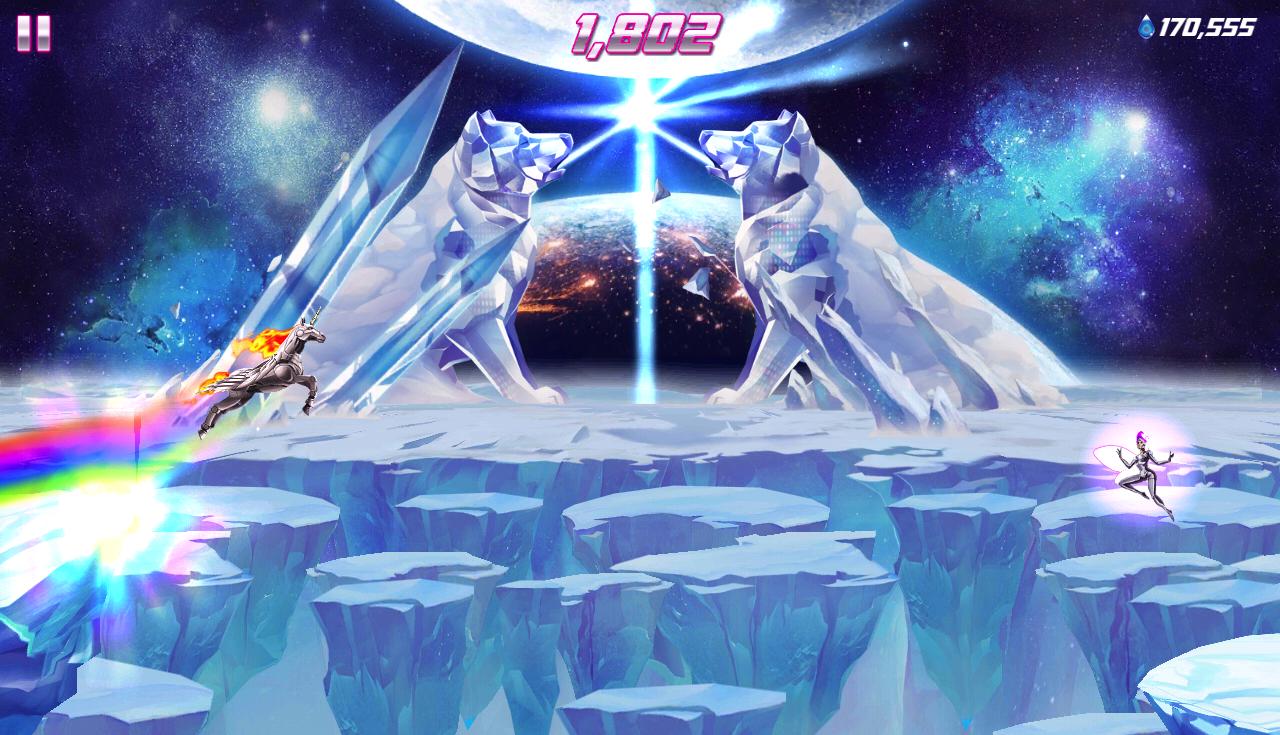 Robot Unicorn Attack 2 screenshot #16