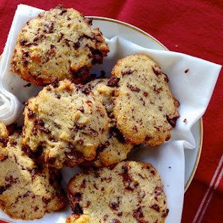 Brandy and Chilli Chewy Chocolate Chip Cookies