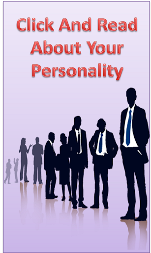 The Personality Test