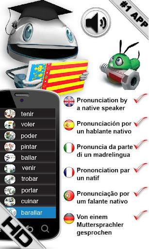 FREE Valencian Verbs LearnBots